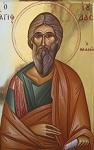 Άγιος Θαδδαίος ο Απόστολος - Δια χειρός Φώτη Κόκκαλη