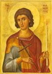 Άγιος Φανούριος ο Νεοφανής, ο Μεγαλομάρτυρας