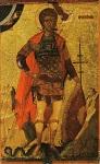 Άγιος Φανούριος ο Νεοφανής, ο Μεγαλομάρτυρας - Χειρ Αγγέλου (Άγγελος Ακοτάντος) 15ος αιώνας μ.Χ.