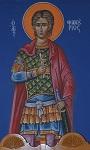 Άγιος Φανούριος ο Νεοφανής, ο Μεγαλομάρτυρας - Νάουσα, Πάρος