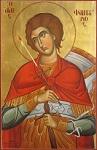 Άγιος Φανούριος ο Νεοφανής, ο Μεγαλομάρτυρας - Μιχαήλ Χατζημιχαήλ© www.michaelhadjimichael.com