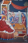 Γέννηση της Υπεραγίας Θεοτόκου - Πηνελόπη Σχιζοδήμου© (www.poppe.gr)