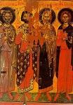 Άγιοι Ευγένιος, Ουαλεριανός, Κάνδιδος και Ακύλας οι εκ Τραπεζούντας
