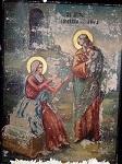 Μνήμη των Δικαίων Θεοπατόρων Ιωακείμ και Άννης - Ιερός Ναός του Ευαγγελισμού της Θεοτόκου Οξυλίνθου