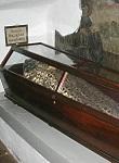 Το άφθαρτο λείψανο του Οσίου Νικοδήμου του προσφοράρη