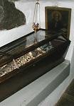 Το άφθαρτο λείψανο του Οσίου Σπυρίδωνος του προσφοράρη