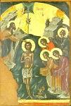 Αγία Θεοφάνεια - 1546 μ.Χ. - Mονή Σταυρονικήτα, Άγιον Όρος (Κρητική σχολή, Θεοφάνης ο Kρής)