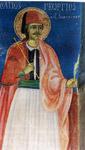 Τοιχογραφία του καθολικού της Μονής Ρωμανού της Λάκκας Σουλίου