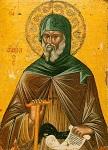 Άγιος Αντώνιος ο Μέγας - 17ος αι. μ.Χ. - Mονή Διονυσίου, Άγιον Όρος