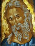 Δίκαιος Συμεών ο Θεοδόχος - Λυδία Γουριώτη© (http://lydiagourioti-iconography.blogspot.com)