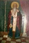Άγιος Χαράλαμπος ο Ιερομάρτυρας (Ιερός Ναός Αγίου Χαραλάμπους Παλαιοχώρας Αίγινας)