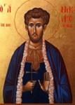 Άγιος Νικόλαος εκ Μετσόβου - Κωνσταντίνος Γιαννάκης© (www.orthodox-icon.gr)