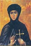 Αγία Θεοδοσία η Οσιομάρτυς η Κωνσταντινουπολίτισσα