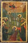 Η Ανάληψη του Κυρίου - Ι.Ν. Ζωοδόχου Πηγής, Λαρίσης (http://www.panagialarisis.gr)