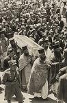 Νέο Προκόπιο Ευβοίας, Λιτανεία του Οσίου Ιωάννου του Ρώσου - 27/05/1940 μ.Χ. (Φωτ. Χρήστου Γιακομίδη)