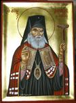 Άγιος Λουκάς Αρχιεπίσκοπος Συμφερουπόλεως και Κριμαίας - Λυδία Γουριώτη© (lydiagourioti-iconography.blogspot.com)