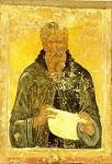 Όσιος Αθανάσιος ο Αθωνίτης - γύρω στά 1360-1380 μ.Χ. - Mονή Παντοκράτορος, Άγιον Όρος