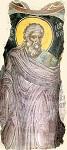 Προφήτης Ιεζεκιήλ - γύρω στα 1535-1545 μ.Χ. (Κρητική σχολή. Θεοφάνης ο Κρης) - Mονή Παντοκράτορος, Άγιον Όρος