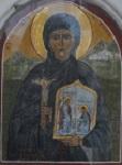 Οσία Πελαγία η Τηνία, Ιερός Ναός Ευαγγελιστρίας Τήνου