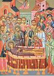 Η Κοίμηση της Αγίας Άννας Μητέρας της Υπεραγίας Θεοτόκου