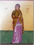 Αγία Παρασκευή η Οσιομάρτυς - Γεωργία Δαμικούκα© (http://www.tempera.gr)