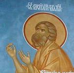 Άγιος Βασίλειος ο δια Χριστόν σαλός και θαυματουργός στη Μόσχα