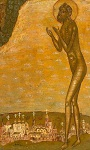 Άγιος Βασίλειος ο δια Χριστόν σαλός και θαυματουργός