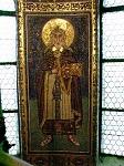Προφήτης Ζαχαρίας - Ψηφιδωτό του 6ου αιώνα μ.Χ. στην βυζαντική βασιλική του Ευφράσιου στο Porec της Κροατίας