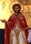 Ανακομιδή των Ιερών Λειψάνων του Αγίου Θεοδώρου Νεομάρτυρα του Βυζαντίου
