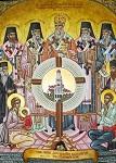 Άγιος Χρυσόστομος Σμύρνης και οι συν αυτώ Άγιοι Αρχιερείς Γρηγόριος Κυδωνιών, Αμβρόσιος Μοσχονησίων, Προκόπιος Ικονίου, Ευθύμιος Ζήλων καθώς και οι κληρικοί και λαϊκοί που σφαγιάσθηκαν κατά την Μικρασιατική Καταστροφή