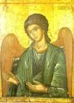 Αρχάγγελος Γαβριήλ - 1542 μ.Χ. - Πρωτάτο, Άγιον Όρος - Kρητική σχολή