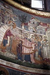Τοιχογραφία από το Καθολικό της Ιεράς Μονής Χιλιανδαρίου
