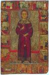 Όσιος Ιωάννης ο Λαμπαδιστής - Φορητή Εικόνα 13ου αιώνα μ.Χ.