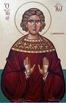 Όσιος Ιωάννης ο Λαμπαδιστής - Μιχαήλ Χατζημιχαήλ© www.michaelhadjimichael.com