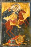 Άγιος Δημήτριος ο Μυροβλύτης - 1884 μ.Χ. - Ι.Ν. Ζωοδόχου Πηγής, Λαρίσης (www.panagialarisis.gr)