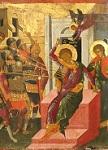 Το μαρτύριο του Αγίου Δημητρίου - άγνωστος ζωγράφος του Χάνδακα, δεύτερο μισό 15ου αιώνα μ.Χ.