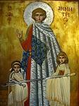 Άγιος Δημήτριος ο Μυροβλύτης - Χρήστος Στύλος©