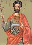 Άγιος Λογγίνος ο Εκατόνταρχος