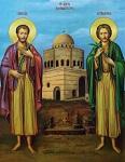 Άγιοι Γαβριήλ και Κυρμιδώλης οι Νεομάρτυρες «οἱ ἐν Αἰγύπτῳ»
