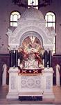 Η λειψανοθήκη του Απόστολου Ανδρέα στην Πάτρα
