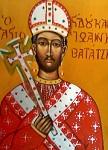 Άγιος Ιωάννης ο Βατατζής ο ελεήμονας βασιλιάς - Δια χειρός Μαριλένας Φωκά