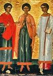 Άγιοι Γουρίας, Σαμωνάς και Άβιβος οι Ομολογητές (β μισό 16ου αιώνα μ.Χ.)