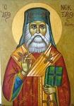 Άγιος Νεκτάριος Μητροπολίτης Πενταπόλεως Αιγύπτου - Ησυχαστήριο «Παναγία των Βρυούλων»