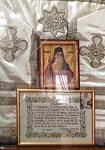 Άγιος Νεκτάριος Μητροπολίτης Πενταπόλεως Αιγύπτου - Ωμοφόριον (εις Γραφείον Πρωτοσυγκέλου Α.Α.)