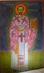 Άγιος Ιωάννης ο Χρυσόστομος - Ησυχαστήριο «Παναγία των Βρυούλων»