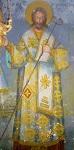 Άγιος Ιωάννης ο Χρυσόστομος (Ιερός Ναός Αγίου Χαραλάμπους Παλαιοχώρας Αίγινας)