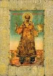 Άγιος Ιωάννης ο Χρυσόστομος - Mονή Xιλανδαρίου, Άγιον Όρος