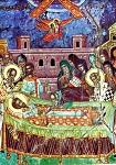 Άγιος Ιωάννης ο Χρυσόστομος - Κοίμησις (Μετέωρα)