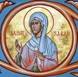 Δικαία Σάρρα Γυναίκα του Αβραάμ