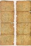 Pίζα του Iεσσαί (Σχέδιο με μαύρη μελάνη) - 17ος αι. μ.Χ. - Mονή Διονυσίου, Άγιον Όρος